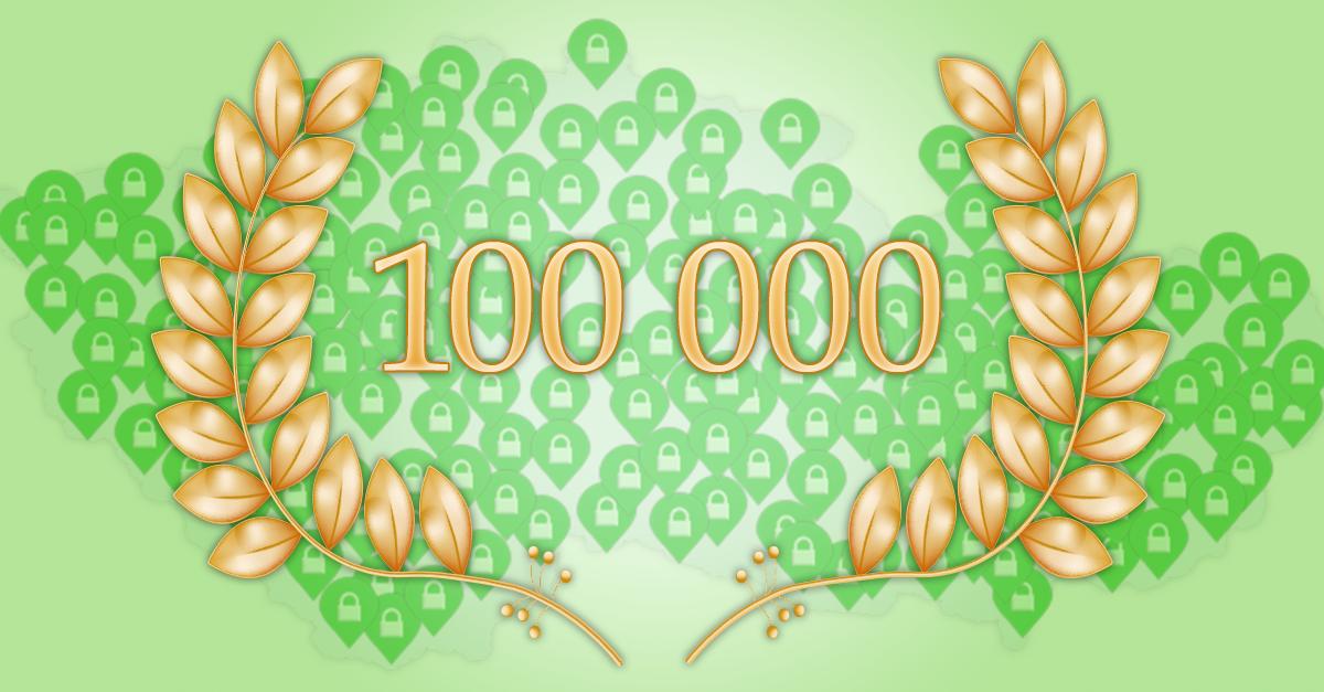Rozdali jsme přes sto tisíc SSL certifikátů Basic DV