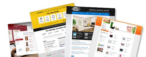 inPage - webové stránky snadno