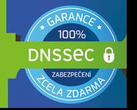 registrace domén s dnssec zabezpečením