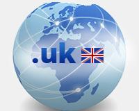 Doména UK - registrujte Britskú doménu .uk