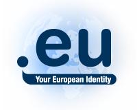 Logo europian domain .eu