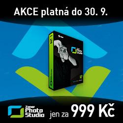 AKCE Zoner Photo Studio 12 jen za 999 Kč