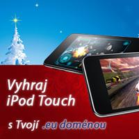 Soutěž o 100 iPodů Touch