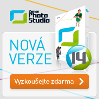 Zoner Photo Studio 14 - NOVINKA